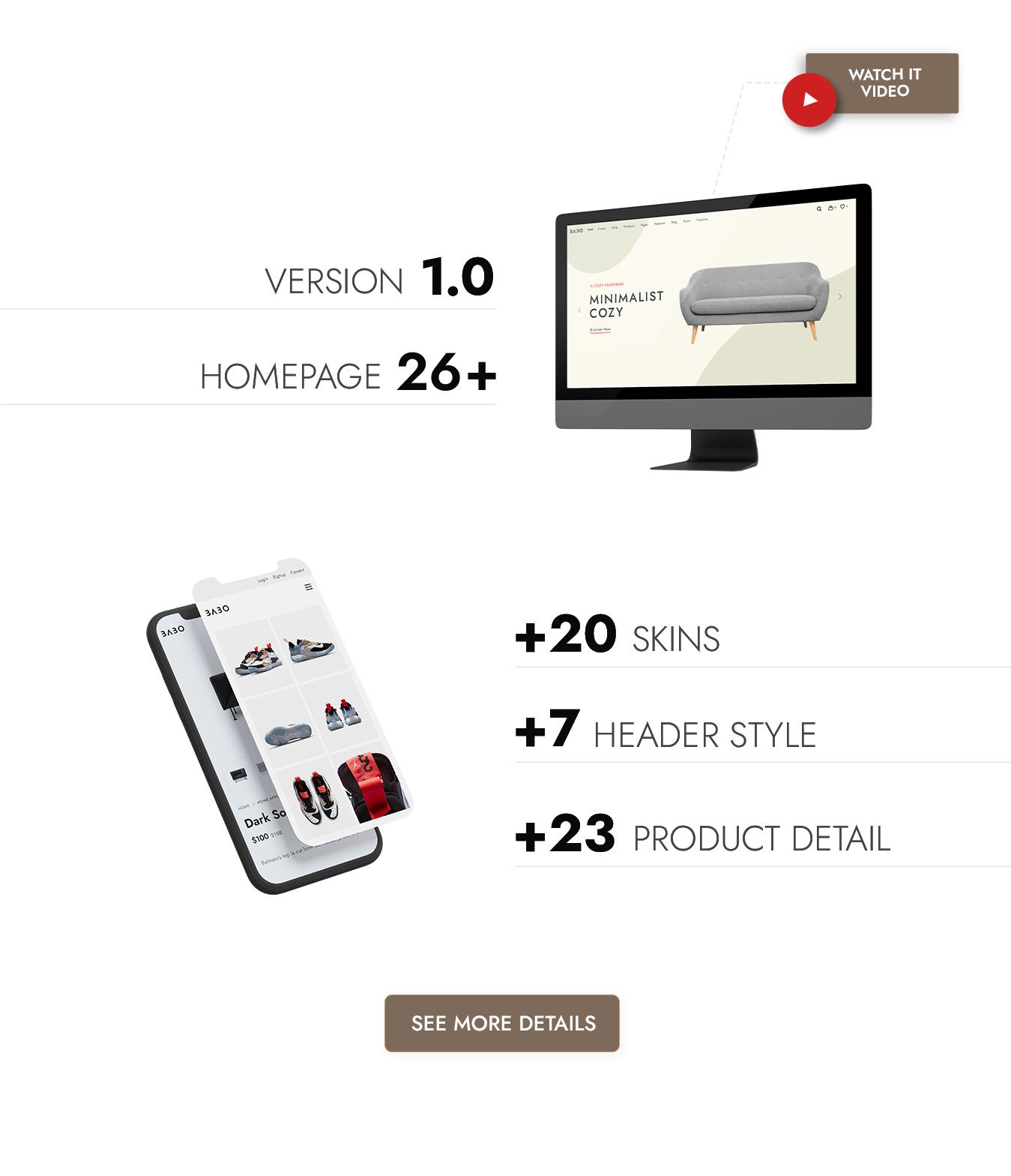 Babo - Modern & Flexible WooCommerce Theme - 4