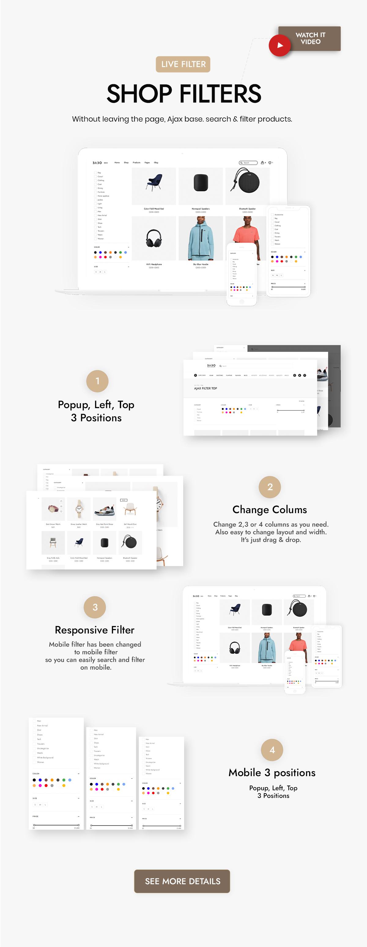 Babo - Modern & Flexible WooCommerce Theme - 6