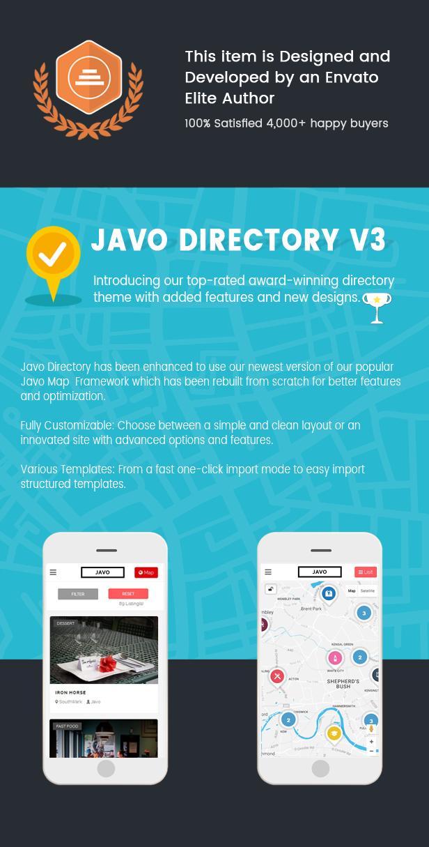 jvd discription 2 - Javo Directory WordPress Theme